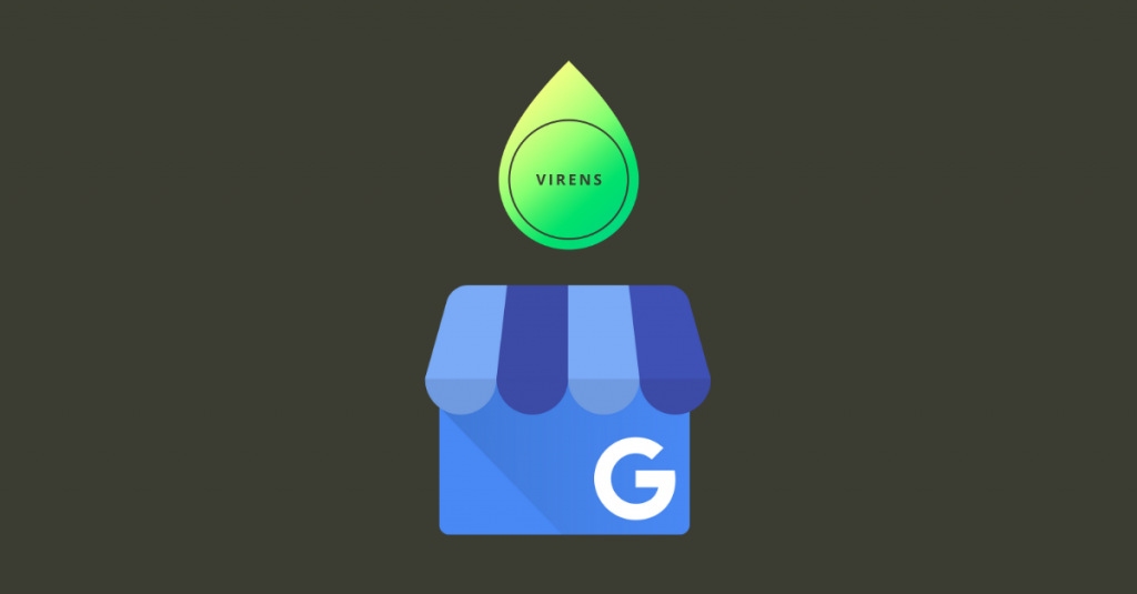 virens and google my business logos